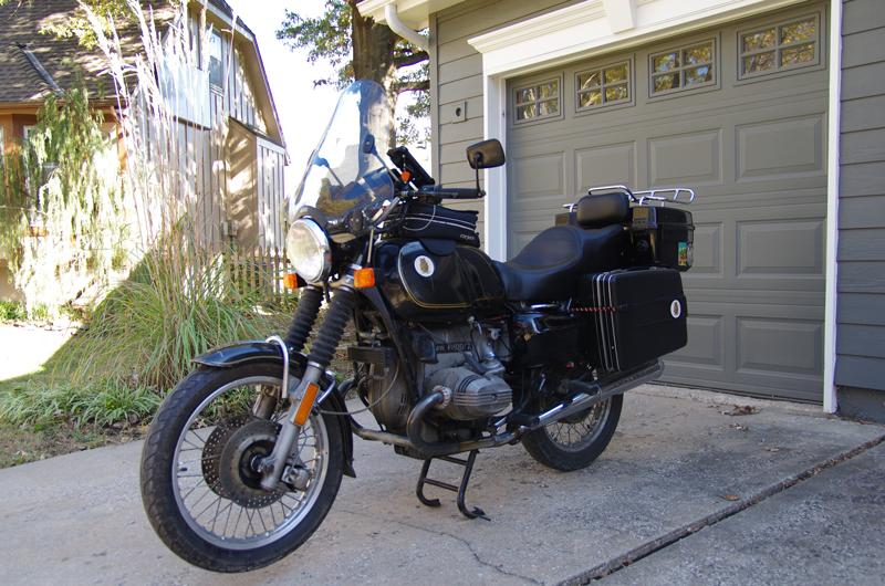 Otus | My 1977 BMW R100/7 motorcycle