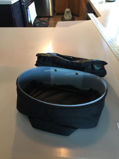 Step 5 - the loop in the bag