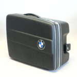 Left Classic BMW Motorcycle Bag
