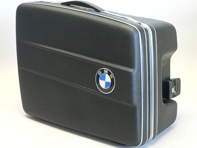 BMW classic saddlebag - left side