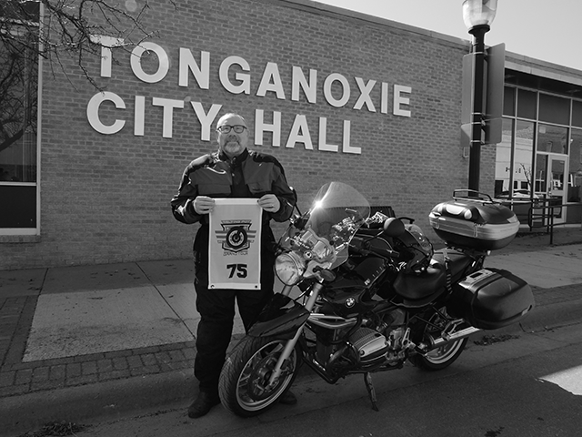 TTWT at the Tonganoxie City Hall