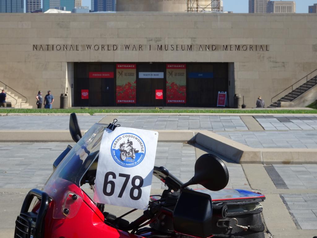 The National World War I Museum & Memorial
